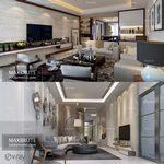 3darcshop, 3d66- Livingroom-Phòng khách 27,28- Dowload free