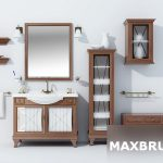 Bathroom furniture_Maxbrute037