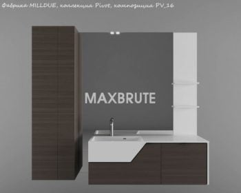 Bathroom furniture_Maxbrute076