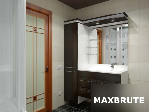 3dSkyHost: Bathroom furniture Maxbrute 093
