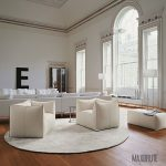 B&B Le Bambole Collection SOFA MAXBRUTE- 01