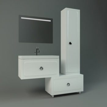 Bathroom furniture_Maxbrute120