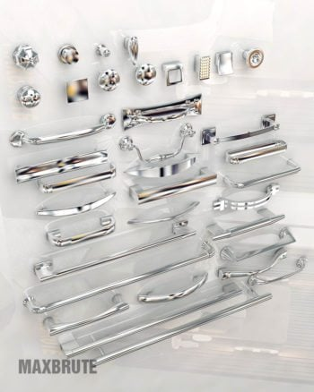 HANDLE- TAY NẮM 3DMAX