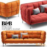 HUSK sofa B&B Italia