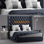 Meridiani TURMAN bed maxbrute  30