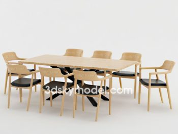 Dining chair, dining table  Maxbrute