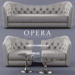 Opera BUTTERFLY SOFA MAXBRUTE