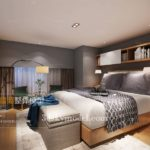 File Bedroom phòng ngủ 3dsmax 17
