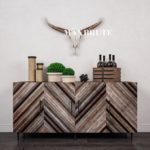 SIDEBOARD Decorative set 4