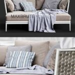 Algarve bed sofa Maxbrute