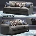 Thomasville Ancil sofa 3dmodel  297