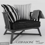 Gervasoni sofa sofa 3dmodel  308