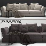 sofa 3dmodel  398