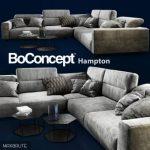 Boconcept sofa sofa 3dmodel  484