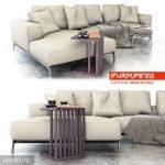 ETTORE sofa 3dmodel  488