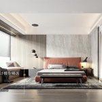 Sell Bedroom Modern style Br 3dmodel