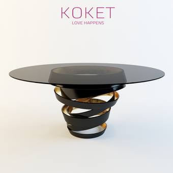 table Intuition 3dmodel 8