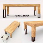 table Colico 3dmodel 87