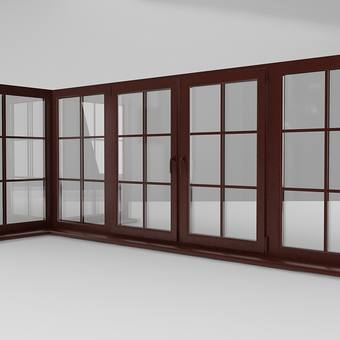 Window  download 3dmodel free 3d model  Maxbrute 11