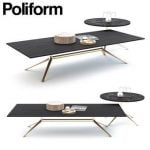 POLIFORM MONDRIAN coffee table   2014 3dmodel 136
