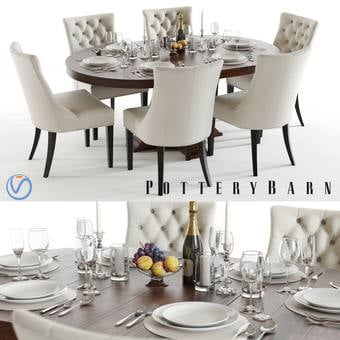 banks hayes Table & chair 287