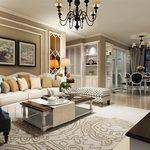 3d66 Living room  D036-european-style
