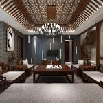3d66 Living room  J020-mix-style