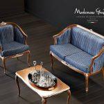 Modenese Gastone sofa 3dmodel  626