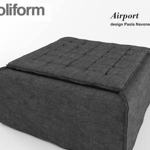 POLIFORM AIRPORT_pouf Ottoman 7
