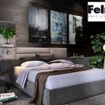 Felis Sommy bed  giường 545