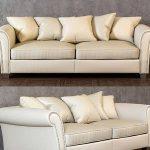 Borzalino PANTHEON sofa 3dmodel  679