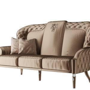 IPE CAVALLI VISIONNAIRE COP BEIGE Alice dv sofa 3dmodel  681