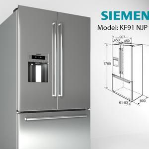 refrigerator 3dskymodel -Download 3dmodel- Free 3d Models   182