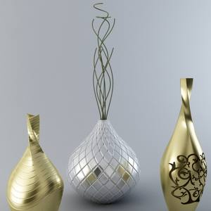 Vase 3dskymodel -Download 3dmodel- Free 3d Models   228