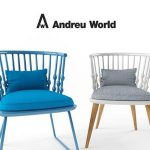 Andreu World_nub Chair  ghế 53
