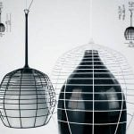 Diesel by Foscarini  Cage Pendant Ceiling light  Đèn trần 64
