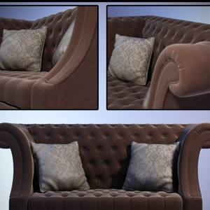 Armchair 3dskymodel -Download 3dmodel- Free 3d Models   13