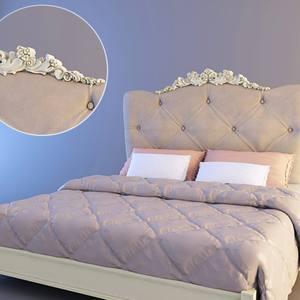 Lema bed 3dskymodel -Download 3dmodel- Free 3d Models   230