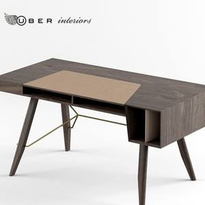 Arketipo Inkiostro Desk Table & chair 46