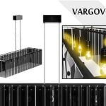 Vargov Light 1 Ceiling light  Đèn trần 93