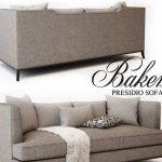 PRESIDIO sofa 3dmodel  104