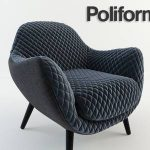 Poliform  Mad Collection Armchair   202