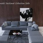 Minotti Sectional Collection sofa 3dmodel  109
