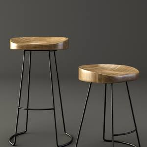The Tractor Bar&Dining Stool Chair 3dskymodel -Download 3dmodel- Free 3d Models   140