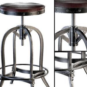 Dempsey_Swivel_Iron_Bar_Stoolr_MAX Chair 3dskymodel -Download 3dmodel- Free 3d Models   164
