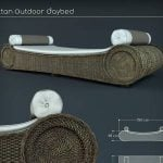 RATTAN OUTDOOR DAYBED_Max Ottoman 23