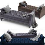 Tufted Sofa Bed Ottoman  3dskymodel -Download 3dmodel- Free 3d Models   24