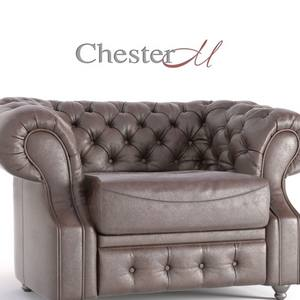 Chester Armchair 3dskymodel -Download 3dmodel- Free 3d Models   294