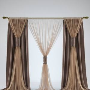 Curtain 3dskymodel -Download 3dmodel- Free 3d Models   420
