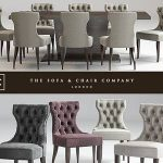 Guinea dining Table & chair 101